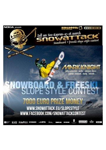 The Contest - Snowattack