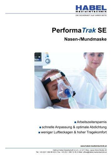 PerformaTrak SE - HABEL Medizintechnik