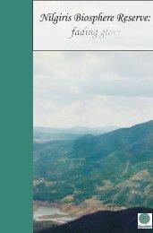 Nilgiris Biosphere Reserve - Equitable Tourism Options