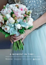 Download our bridal checklist! - Rosenthal
