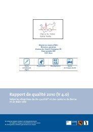 Hôpital du Valais - Spitalinformation.ch