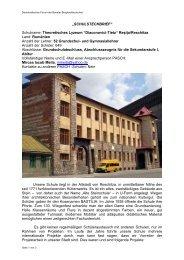 SCHULSTECKBRIEF - Demokratisches Forum der Banater ...