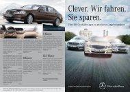 finden Sie unsere Angebote (PDF, 725kb) - Mercedes-Benz ...