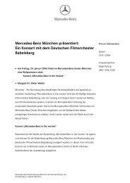 Ein Konzert mit dem Deutschen Filmorchester Babelsberg