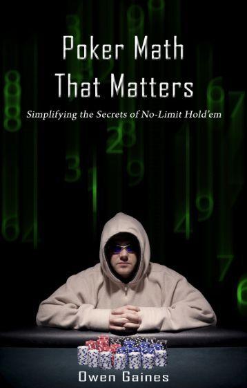 Poker Math That Matters