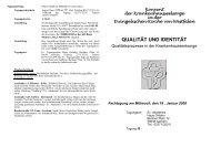 Download Tagungseinladung - Evangelische ...