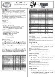 PTC420V01-02T-11066- FORMATO ...