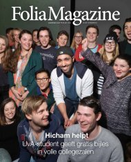 Folia-Magazine-23-jaargang-2013-2014