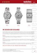 Pressemappe GUESS jewellery HW 13 - Page 3