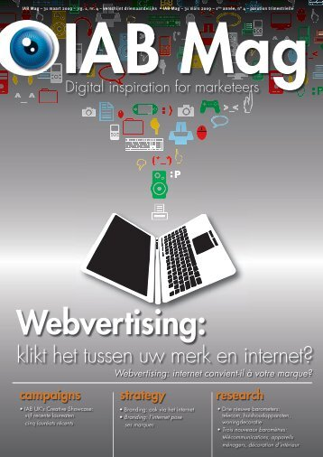 campaigns special 'webvertising' - IAB Community