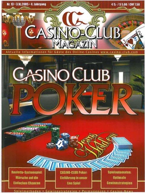 Casinoclub Deutsch