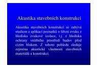 4 neprůzvučnost - Izolace.cz