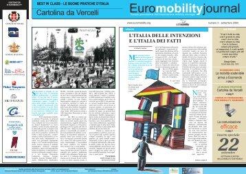 Euromobility Journal Numero 3 + inserto speciale