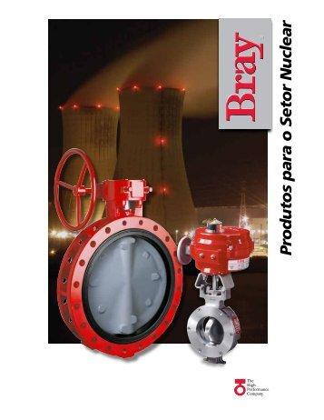 Produtos para o Setor Nuclear - Bray Controls