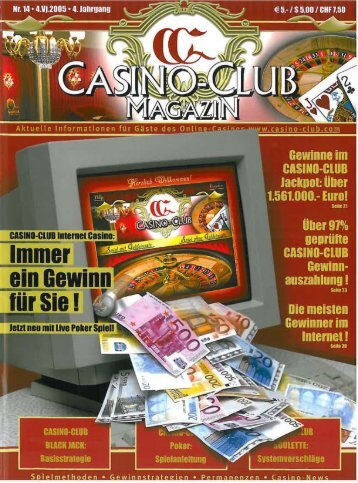 CasinoClub Magazin Nr.14 Download