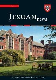 Spring-2014-Jesuan-News