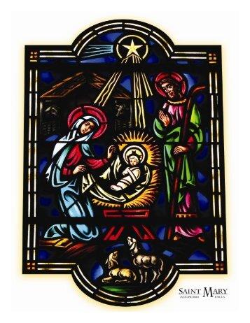 Christmas 2008 - St. Mary Parish