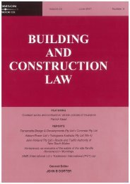 Contract works and contractors' all-risk - Carter Newell Lawyers