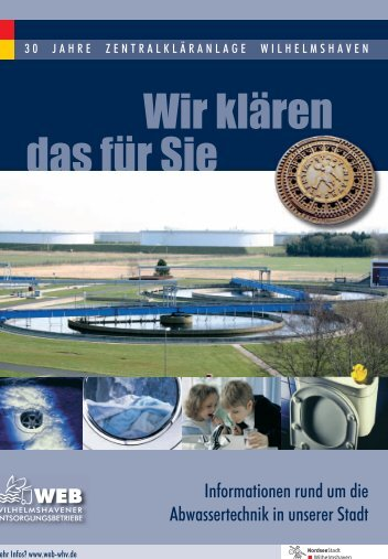 Wir klären das für Sie - Technische  Betriebe Wilhelmshaven