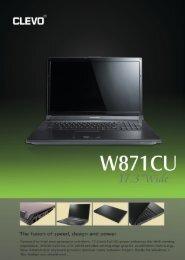 W871CU - Clevo