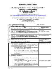 notice inviting e-tender for supply of ifa capsules (44.4 crores)