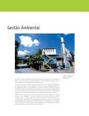 Gestão Ambiental - Gerdau