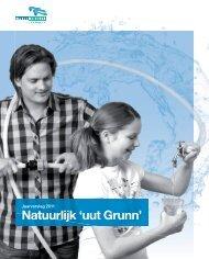 Jaarverslag 2011 - Waterbedrijf Groningen