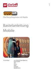 Bastelanleitung Mobile 1