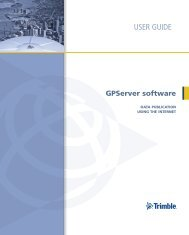 User Responsibilities - Welcome to the Inland GPS download