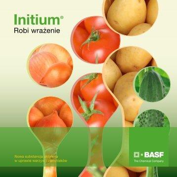 Initium® - BASF Polska