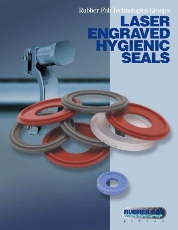 Laser Engraved Hygienic Seals Datasheet - Liquidyne