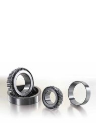 01 Tapered roller bearings