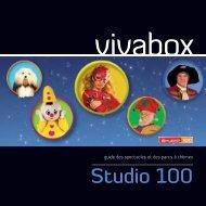 Studio 100 - vivabox.be