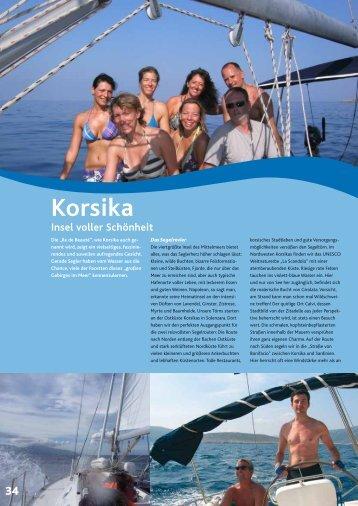Korsika - Windbeutel Reisen