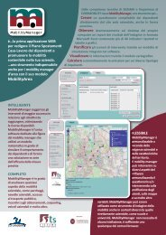 Mobility Manager Software - Euromobility