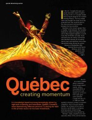 creating momentum - Forbes Special Sections