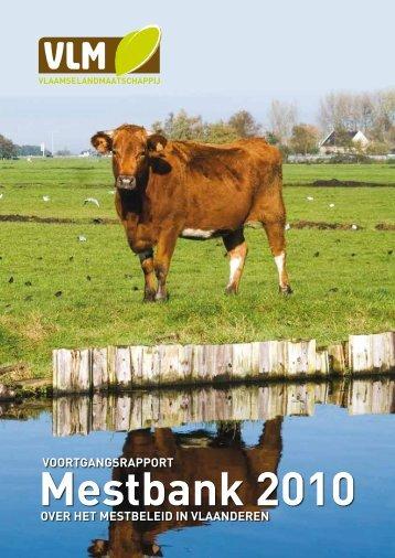 Voortgangsrapport 2010 - Vlaamse Landmaatschappij