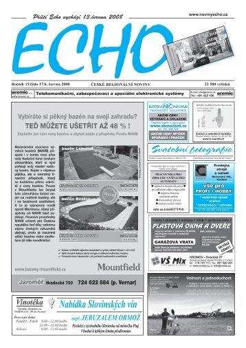 Číslo 17 - Echo