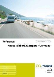 Reference - Frenzelit-Werke GmbH & Co. KG