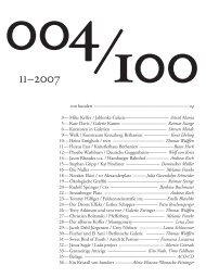Poster: Die Nuller - Vonhundert