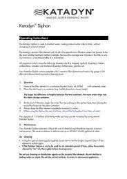 Manual Siphon EN