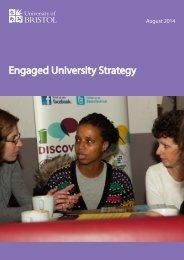 Engaged University Strategy Final Report