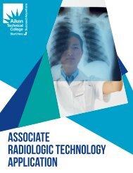 Radiologic Technology - Aiken Technical College