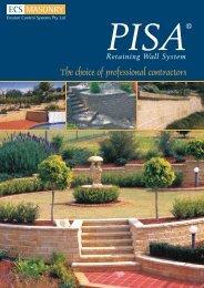 Pisa 3 Panel Brochure front.cdr - Shoalhaven Brick and Tile
