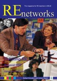 RE networks - Belfast Education & Library Board