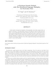 A Fictitious Domain Method with The Distributed Lagrange Multiplier ...