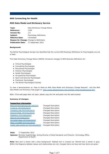 Cr1334 Immediate Ddcn 1334 2012 Psychology Definitions