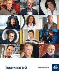Årsredovisning 2006 - Norrlandsfonden