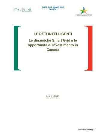 Smart Grid Canada.pdf - Corrente - Gse