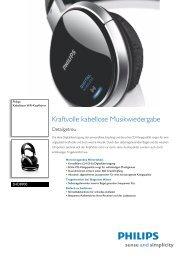 Leaflet SHD8900_10 Released Switzerland (German) High-res A4.fm